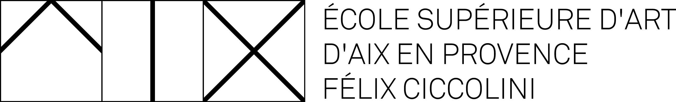 Ecole Superieure d'art d'Aix en Provence, Felix Ciccolini,
