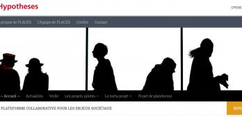 PLACES - Plateforme collaborative pour les enjeux sociétaux